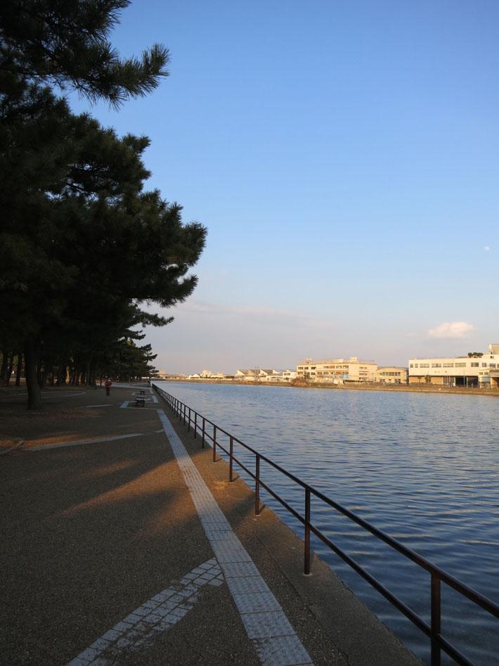 野島公園海