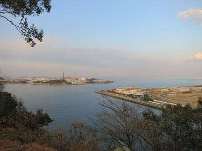 野島公園景色